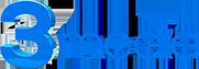 3 Media Logo